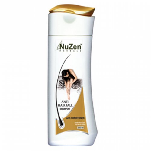 Nuzen Anti Hair Fall Shampoo with Conditioner, 200 ml