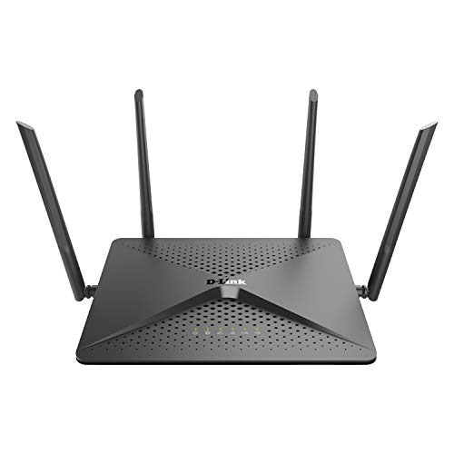 D-Link DIR 882 - AC2600 MU-MIMO Wi-Fi Router - 4K Streaming and Gaming