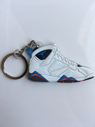 Jordan Retro 7Orion Sneaker Schlüsselanhänger Schuhe Schlüsselanhänger AJ 23OG