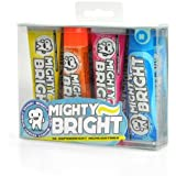 Mustard Mighty Bright - Toophpaste shaped highlighters