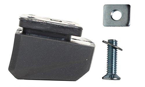 Roces Bremsstopper Kit für Erwachsenen Modelle Schwarz, One Size