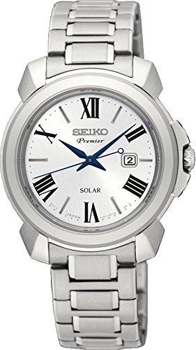 Seiko Premier SUT321P1 Reloj de Pulsera para mujeres Momento Estelar de Diseño