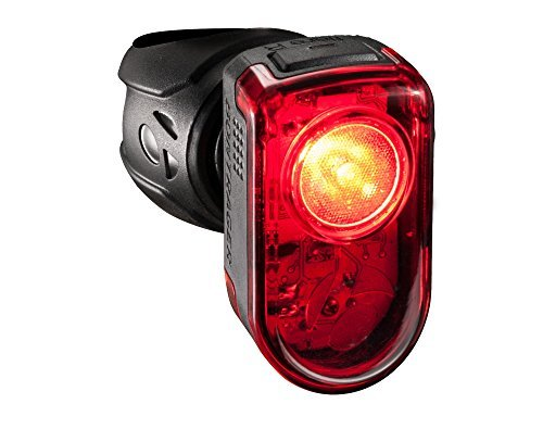 Bontrager Flare R USB Tail Light - Black Red , One Size by Bontrager