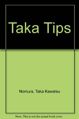 taka-tips-by-taka-kawatsu-nomura-1994-01-01
