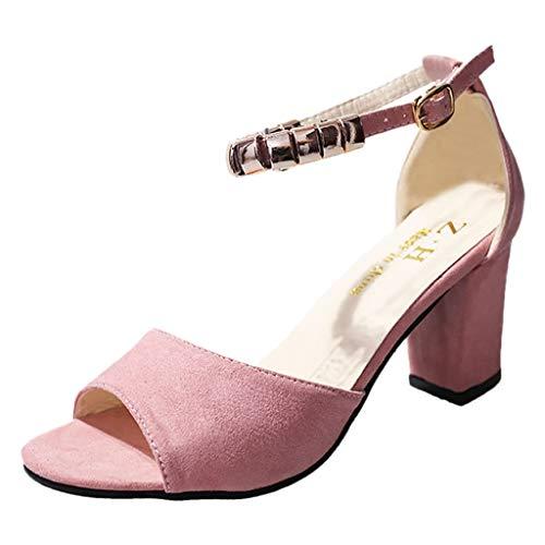 Sandales À Bride Cheville Mi Talon Partie Chaussures À Bout Ouvert