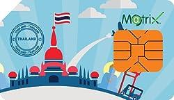 Matrix Thailand Prepaid 999 SIM Card