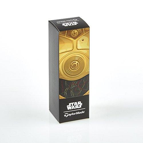 Star Wars TaylorMade Star Wars C3PO TaylorMade Limited Edition Burner Soft Golf Balls (3 Ball Sleeve)
