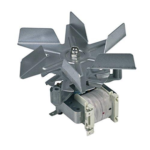 Europart 10029514 Gebläsemotor Heißluft Ventilator Motor Gebläse 28W 230V mit Flügel Backofen Herd passend wie Gorenje 259397 auch Brinkmann Körting Neckermann Praktica Quelle 07714330 Schneidereit (230v-gebläse-motor)