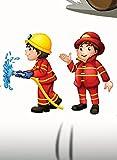 Aminata Kids – Feuerwehrbettwäsche - 5