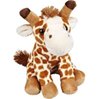 Ravensden FR002G Soft Toy Plush Sitting Giraffe 20cm