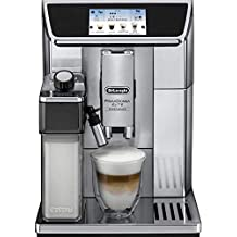 DeLonghi ECAM 650.75.MS Independiente Totalmente automática Plata - Cafetera (Independiente, Granos de