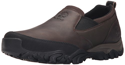 Timberland Mt Abram Slip-on Walking Shoe Dark Brown