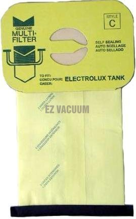 Electrolux Style C Bags (12) to Fit Aerus/electrolux by EnviroCare
