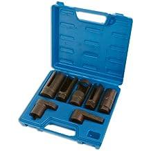 Laser 3750 - Juego de llaves de vaso para sondas lambda (7 piezas)