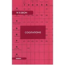 [(Cogitations)] [Author: Wilfred R. Bion] published on (March, 1992)
