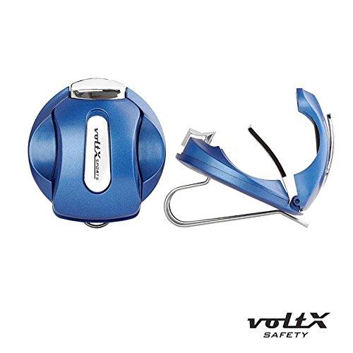 Preisvergleich Produktbild voltX Sonnenblende-Klip für Brille Schutzbrille Lesebrille
