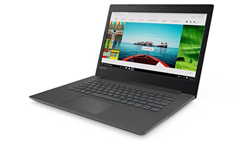 Lenovo ideapad 320 80XU005DIN 14-inch Laptop (E2-9000/4GB/1TB/Windows 10 Home/Integrated Graphics), Onyx Black