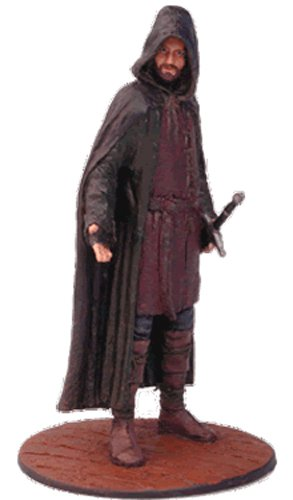 Lord of the Rings Señor de los Anillos Figurine Collection Nº 70 Strider 1