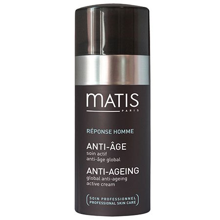 Matis Reponse Homme Soin Actif Anti-Age Global - Anti-Ageing Active Cream 50ml (Matis Hautpflege)