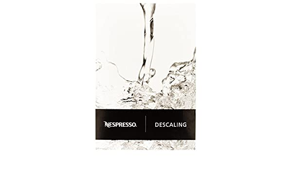 Original Nespresso Cleaning And Descaling Kit Amazon Kitchen