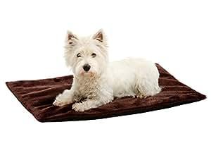 Karlie Thermo Top Hundedecke Isoliert braun, 100 x 70 cm