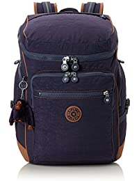 Kipling Upgrade Cartable, 46 cm, 28 liters, (Blue Tan Block)