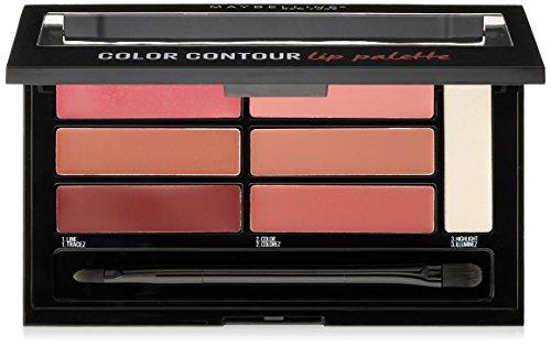 Maybelline New York Lip Studio Palette, Blushed Bombshell, 5g