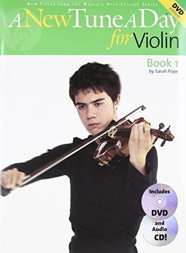 A New Tune a Day - Violin, Book 1 by Sarah Pope (2006-01-01)