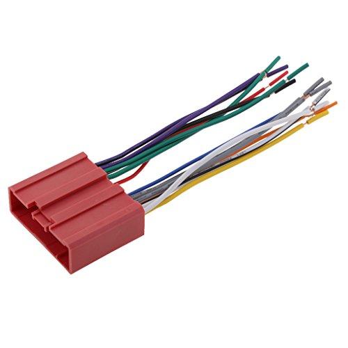 Shiwaki Radio Repair Change Kabelbaum Kabel Für Mazda 626 Miata MX5 Millenia (Sirius Xm Radio Tuner)