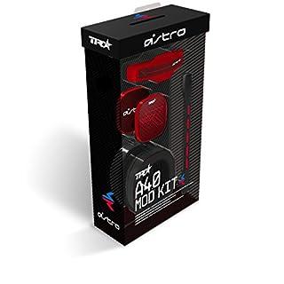 ASTRO Gaming A40 TR Mod-Kit (für Geräuschabschirmung in Turnierumgebungen) rot