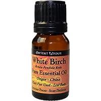 White Birch Olio essenziale. 10 ml White Birch Olio essenziale,. Un regalo perfetto - ideale per compleanni, Natale......