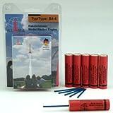 6x Raketentreibsatz Treibsätze / Feststoffbooster