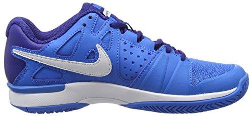 Nike Air Vapor Advantage, Scarpe da Tennis Donna Blu (Blue (414 Blue))