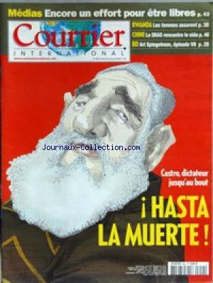 COURRIER INTERNATIONAL [No 652] du 30/04...