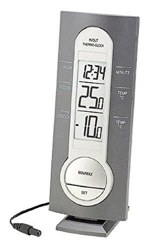 La Crosse Technology WS7033MEG-SIL Station de températures