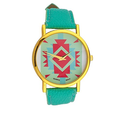 lux-accessories-turquoise-tribal-southwestern-bracelet-analog-sports-quartz-wrist-watch