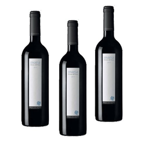 Maria De Alonso Del Yerro - Vino Tinto - 3 Botellas