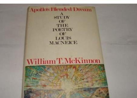 Blended Oxford (Apollo's Blended Dream: A Study of the Poetry of Louis Macneice)