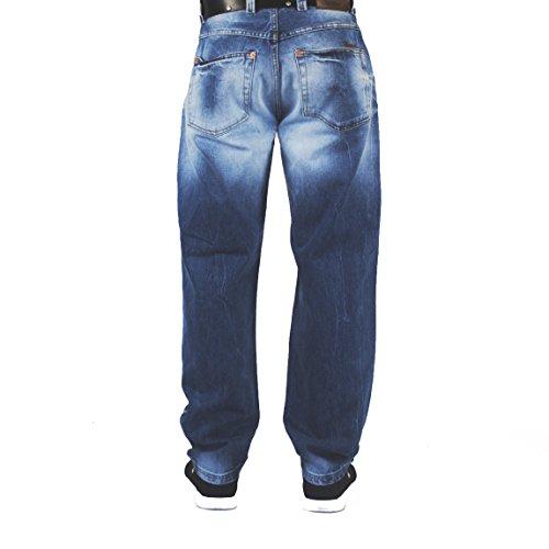 Viazoni Jeans Theo Mittelblau