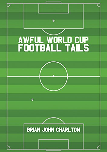 Awful World Cup Football Tails por Brian John Charlton