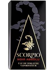 Scorpio - Eau de Toilette pour Homme - Noir Absolu - Flacon Vaporisateur - 75 ml