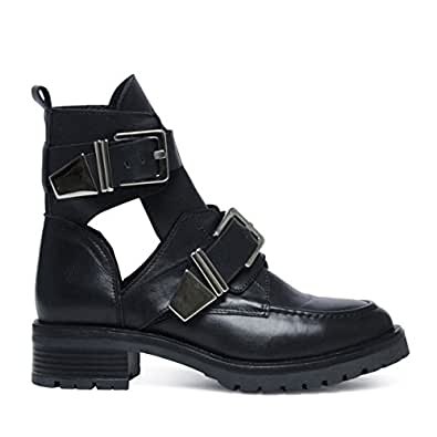 Sacha Damen Biker boots Schwarz (Size: 37) Artikel 4.4868