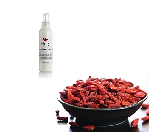 TOP SHOP EFORY Crema Corpo Spray alle Bacche di Goji Anticellulite Tonificante 150 ml
