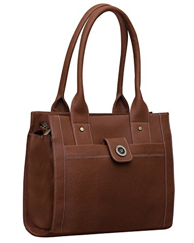 Fostelo (Fsb-359) Women\'s Handbag -Brown