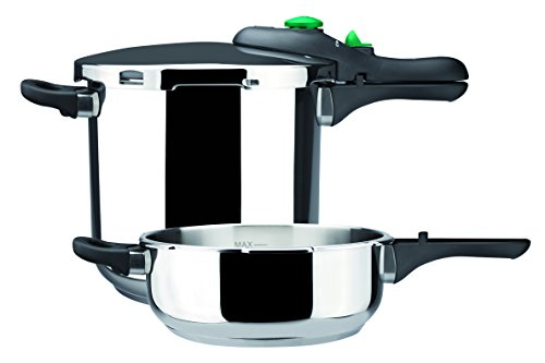 Magefesa Dynamic–Super-fast pressure cooker Set 6L y 3,5L