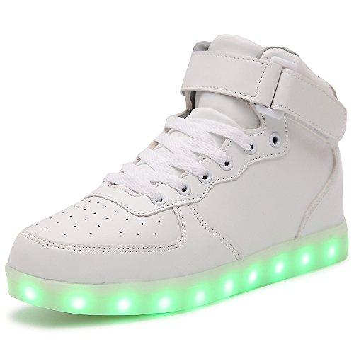e104a37d49d Las 7 Mejores Zapatillas con Luces LED de 2019 Comparativa y Opiniones