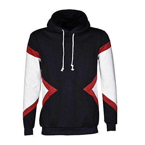 Clearance Sale [M-2XL] ODRDღ Hoodie Männer Sweatshirt Herren Bluse Sweater Outwear Sweatjacke Parka Cardigan Lässige Mantel Kapuzenpulli...