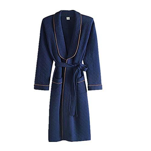 FSDFASS Albornoces Robe Elegant Winter Cotton Kimono