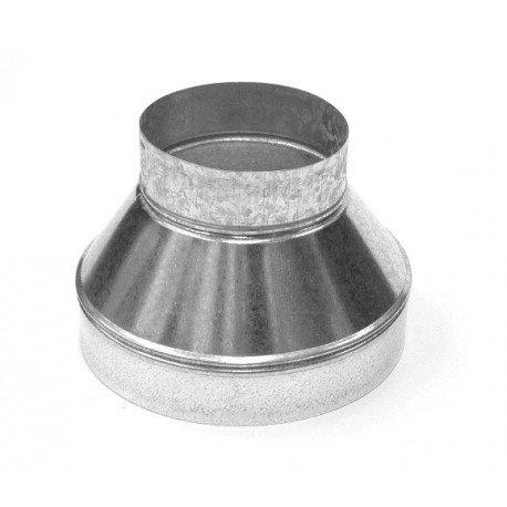 FLORATECK - REDUCTION METAL Diamètre 200/125 mm