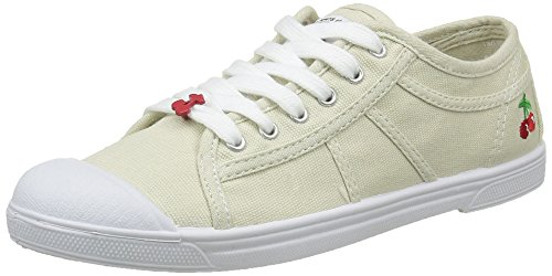 Le Temps des CerisesBasic 02 - Sneaker Donna , Giallo (Jaune (Soft)), 38